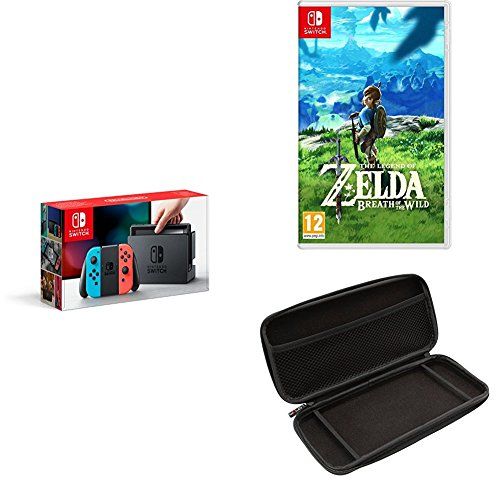 nintendo-switch-neon-red-neon-blue-with-the-legend-of-zelda-breath-of-the-wild-and-the-venom-switch-