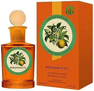 Monotheme Bergamotto, Eau de Toilette, 100 ml