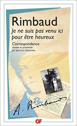 Je ne suis pas venu ici pour être heureux (GF) (French Edition)
