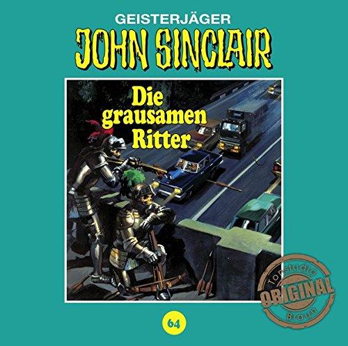 John Sinclair (64) Die grausamen Ritter (Teil 1/2) (Jason Dark) Tonstudio Braun / Lübbe Audio 2017