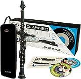 Nuvo Clarineo C Klarinette Selbstlern-Set mit Koffer