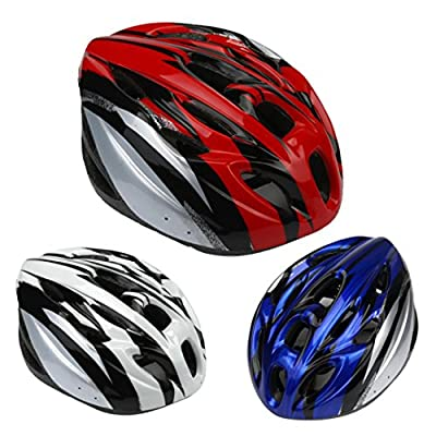 FeiliandaJJ 17 Wind Vent Bicycles Safety Helmet Head Protection for Boys and Girls Sports Mountain Road Bike Skating and Other Extreme Sports from FeiliandaJJ