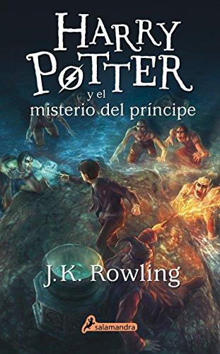 HARRY POTTER RUSTICA 6 Y EL MISTERIO DEL PRINCIPE