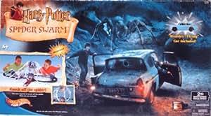 "Hot Wheels Harry Potter Race Track ""Spider Swarm"""