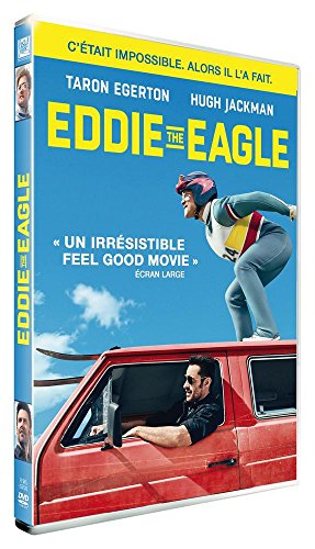 Eddie the Eagle [DVD + Digital HD]