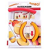 FACKELMANN 42016 Mangosentkerner ABS, Edelstahl (Farblich sortiert)