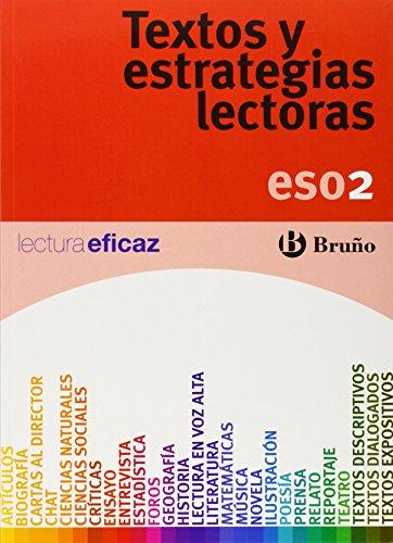 Textos y estrategias lectoras 2 ESO (Castellano - Material Complementario - Textos Y Estrategias Lectoras) - 9788421660263 por Mª Trinidad Labajo González