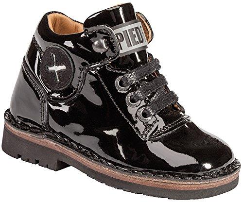 Piedro Concepts pour enfant Chaussures orthopédiques–Modèle S23071 Noir