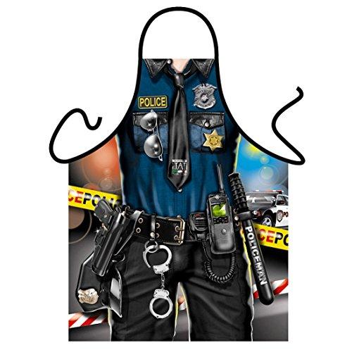 ce Man - Verkleidung für Karneval und Mottopartys - als Geschenk zum Fasching im Set mit Urkunde (Karneval Outfit Ideen)