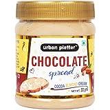 Urban Platter Chocolate Almond Spread, 320g