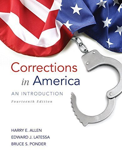 Corrections in America: An Introduction Plus MyCJLab with Pearson eText -- Access Card Package (14th Edition) by Harry E. Allen (2015-05-30)