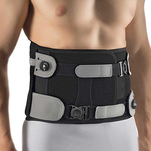 Bort Stabilo® Rückenorthese lumbal Lendenwirbel Rücken Bandage Lumbalbandage, Gr. 1