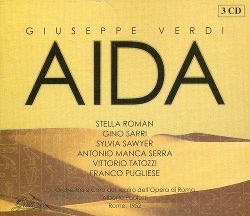 Giuseppe Verdi: Aïda