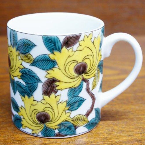 kutani-pottery-mug-overglaze-peony-statement-japan-import