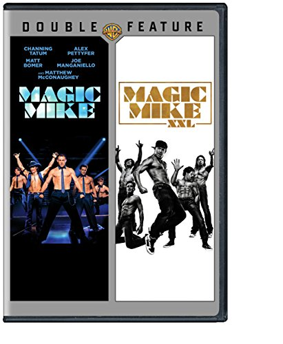 e Xxl [DVD-AUDIO] (Magic Mike Film-dvd)