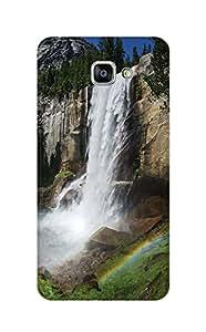 ZAPCASE Printed Back Cover for Samsung Galaxy A9 Pro