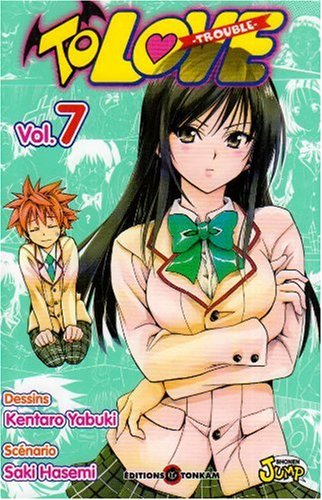 To Love Trouble Edition simple Tome 7