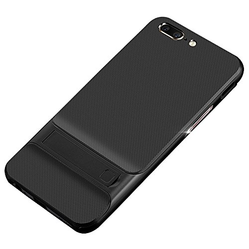 Kapa Kick Stand Shockproof Dual Layer Back Case Cover for OnePlus 5 / One Plus 5