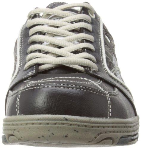 Mustang Sneaker Herren Sneakers Schwarz (9 schwarz)