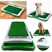 Greenacres Künstliche Gras, Puppi Loo–Indoor-/Outdoor Hunde WC-Training System