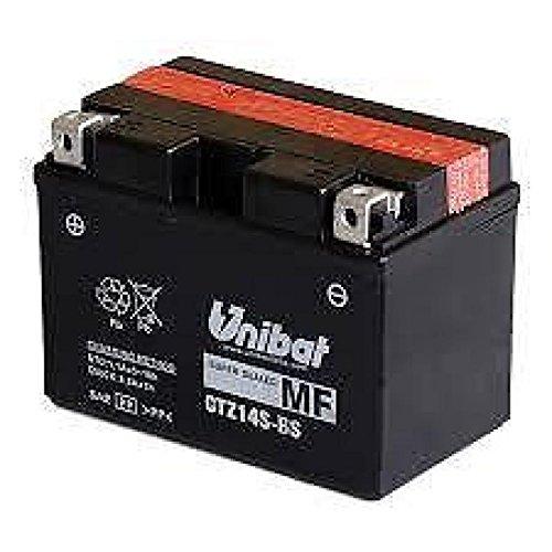 Batteria moto batteria ctz14s-bs/ytz14-s/GTZ14S