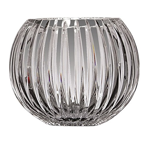 Majestic Geschenke Hand Cut Kristall Rose Bowl, Bluetooth, Freude Lead Crystal Rose Bowl