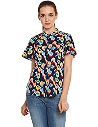 a4076d7ae6b58 Itsyor Multi-Color Slimfit Casual wear Shirt for Women