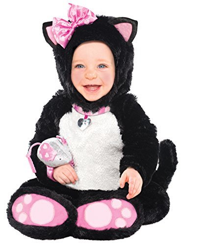 Christy's Toddlers Itty Bitty Kitty Costume (12-18 Months) by Christy's