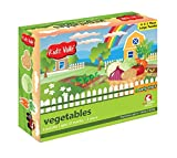 #4: Kidz Valle Vegetable Puzzle 6 X 2 Pieces 12 Months - 3 Years ( Puzzles for Kids, Floor Puzzles )