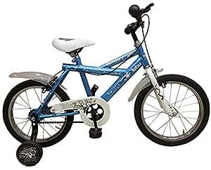 """Tobu Ghost 16"""" Bicycle - Blue"""