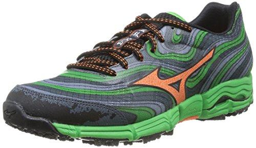 Mizuno  Wave Kazan, Chaussures de course pour homme green