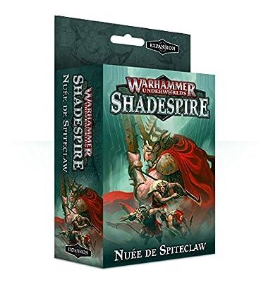 Nuée de Spiteclaw 110-05-01 - Français - Warhammer Underworlds Shadespire