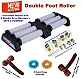 Best Foot Roller Massagers - Super India Store Acupressure Double Soft & Pointed Review