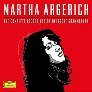 Martha Argerich: The Complete Recordings on Deutsche Grammophon (Coffret 48 CD)