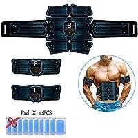 SUN JUNWEI EMS Hips Electroestimulador Muscular, Estimulador De Glúteos Herramientas Nalgas Hiptrainer para La Cadera Mujer USB Recargable,Estimulador Muscular Ejercitar Gluteos, Hombre Y Mujer