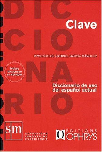 Diccionario de uso del espanol actual + CD-ROM