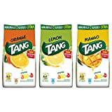 Tang Instant Drink Mix Orange, Lemon and Mango, 3x500g