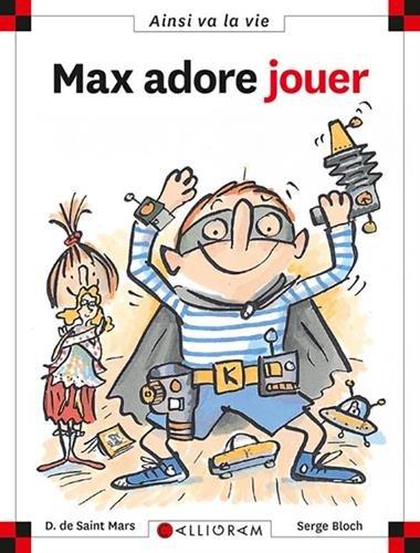 Max et Lili (49) : Max adore jouer