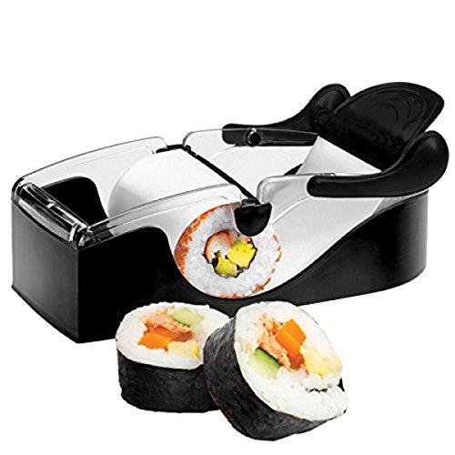 Oramics Sushi Maker 19 cm x 8 cm x 6 cm Sushi Maker Set für Anfänger, DIY Sushi selber Machen