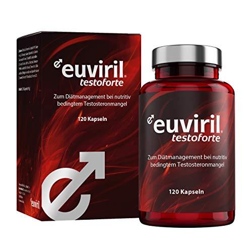 Euviril testoforte Kapsel 120 stk -