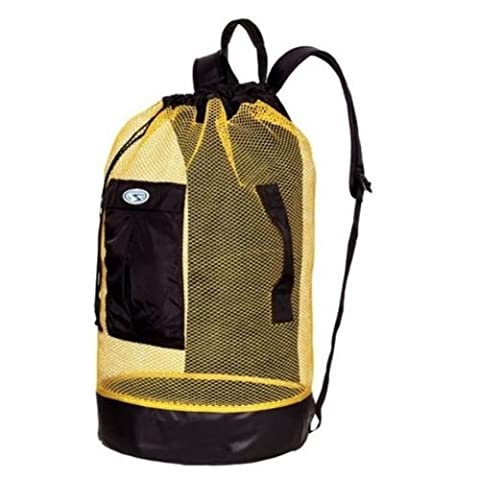 Stahlsac Panama Mesh Backback Yellow