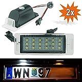 DoLED 189 J08 LED Kennzeichenbeleuchtung TÜV frei mit E-Prüfzeichen Xenon Optik