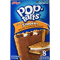 Kellogg's Frosted S'mores Pop Tarts 416g