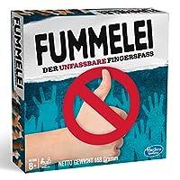 Hasbro-Spiele-C3380100-Fummelei-Partyspiel Hasbro Spiele C3380100 – Fummelei, Partyspiel -