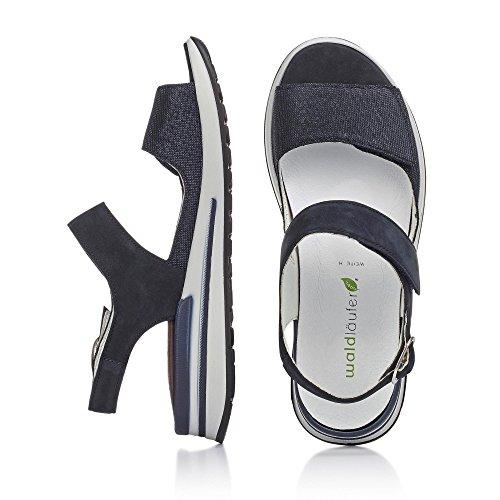 Waldläufer Halisha Sandale Blau