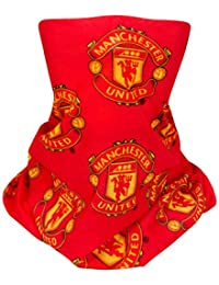 d581c18c73a Manchester United FC Official Football Gift Multifunctional Neck Scarf Snood