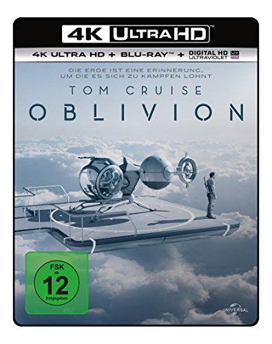 Oblivion - Ultra HD Blu-ray [4k + Blu-ray Disc]