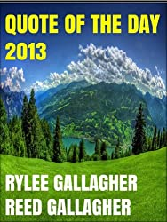 Quote of the Day 2013 (English Edition)