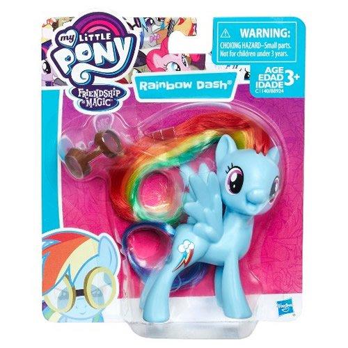 My Little Pony Amigas Pony, 15 x 12 cm (Hasbro B8924EU4)