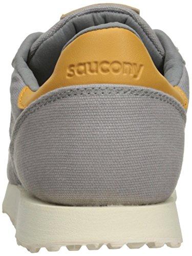 Sneaker de Saucony DXN Trainer en suède gris Gris